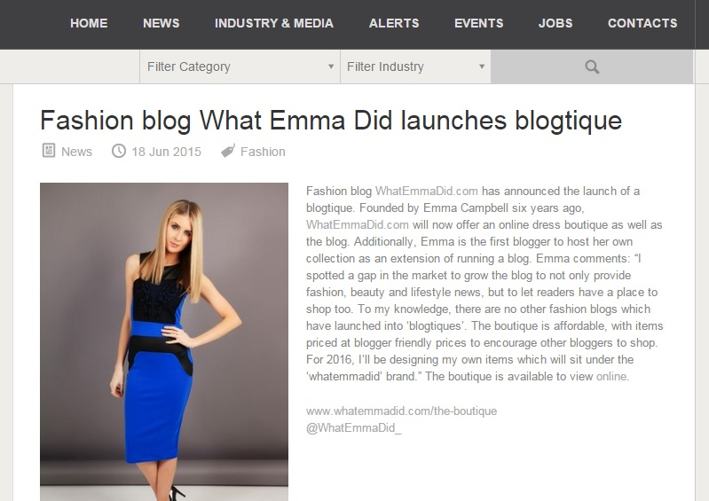 fashion insight what emma did