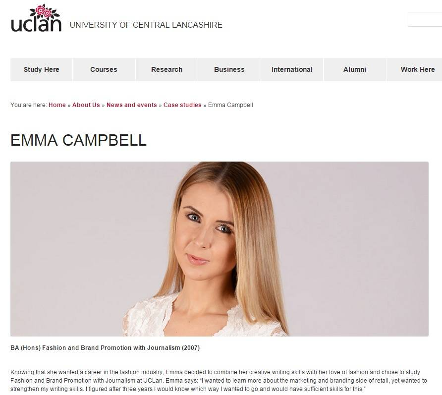 uclan emma campbell