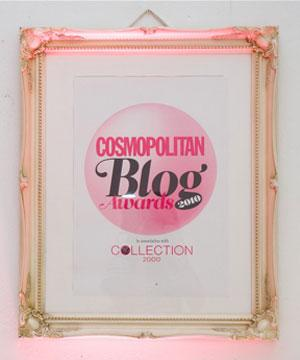 Cosmopolitan Blog Award53000