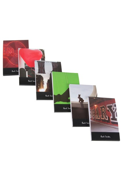 VOGUE Paul Smith Notebooks