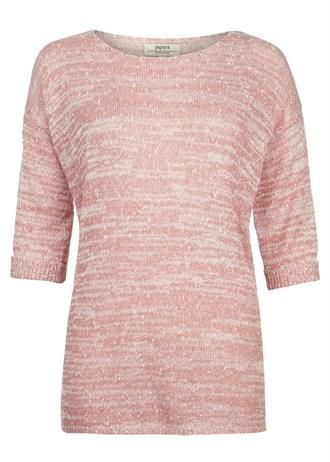 Textured Knitted Jumper, Matalan, £14