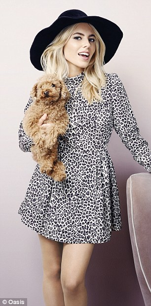 mollie 2 Fashion: Mollie King For Oasis