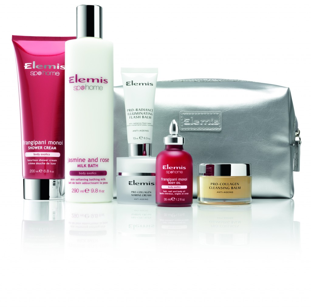 ELEMIS NOVEMBER QVC GROUP PRINT1 1024x1013 Competition: WIN  Elemis Indulgent Face & Body Collection