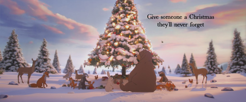 John Lewis advert image 3 1024x426 Lifestyle: The John Lewis Christmas TV Advert 2013!