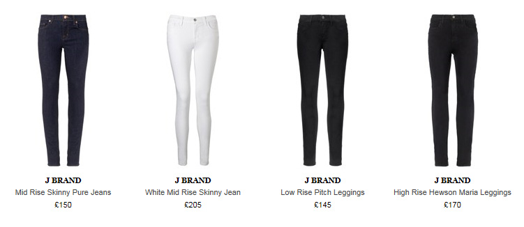 j brand b Fashion: Designer Shopping at Avenue 32