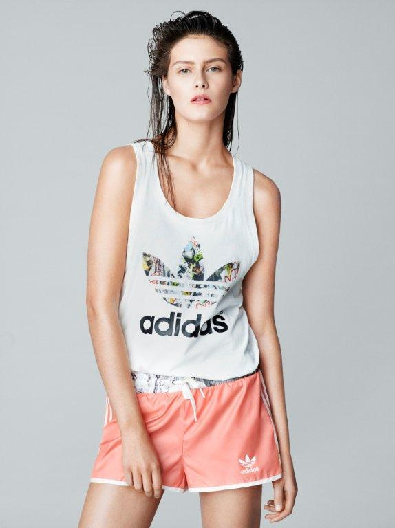 TOPSHOP X ADIDAS ORIGINALS 1 Fashion: Topshop X Adidas Originals