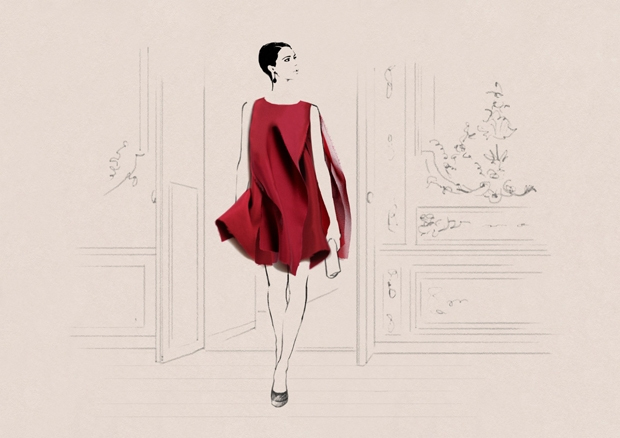 jessicachoaylarevancacampaign Fashion: Illustrated Campaign by Jessica Choay