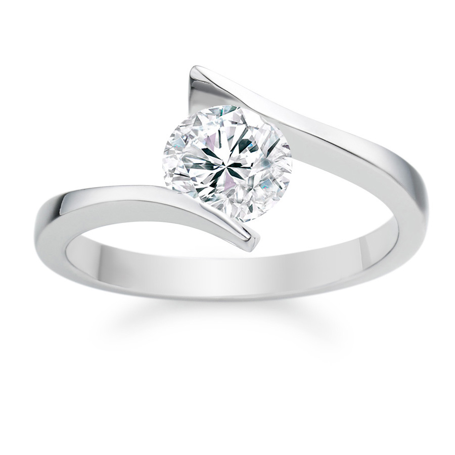 Solitaire Engagement Ring £4918