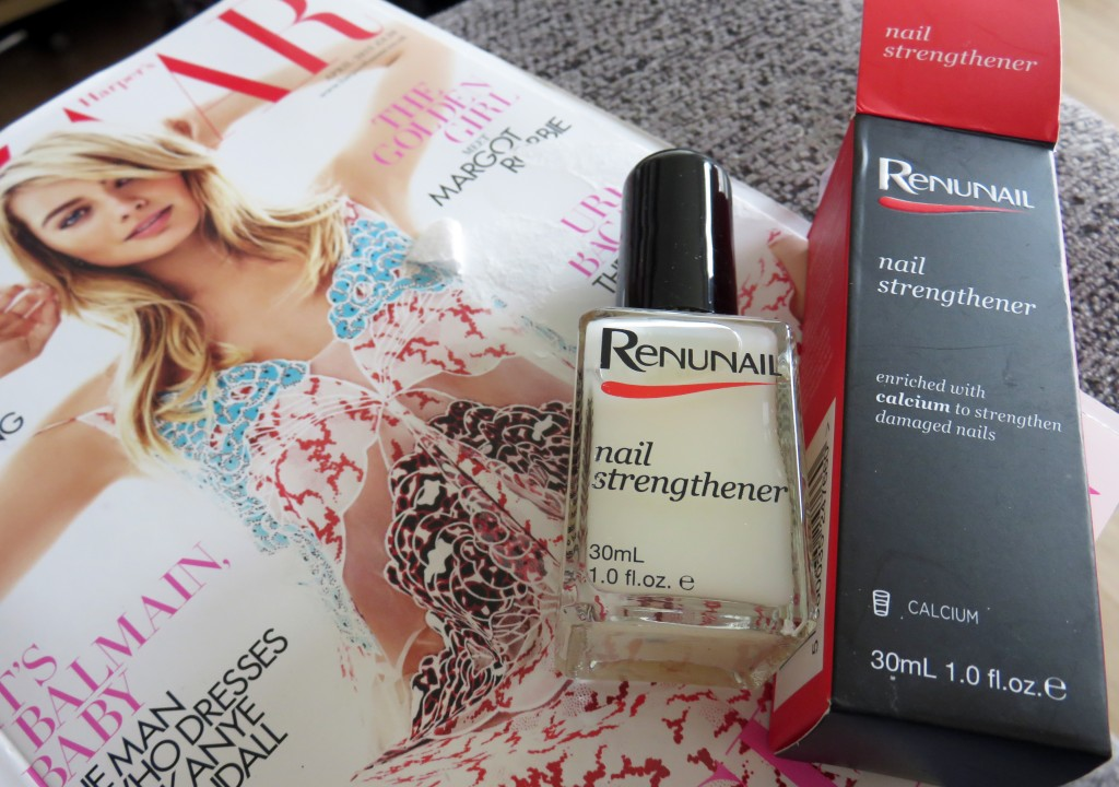 NAIL STRENGTHENER