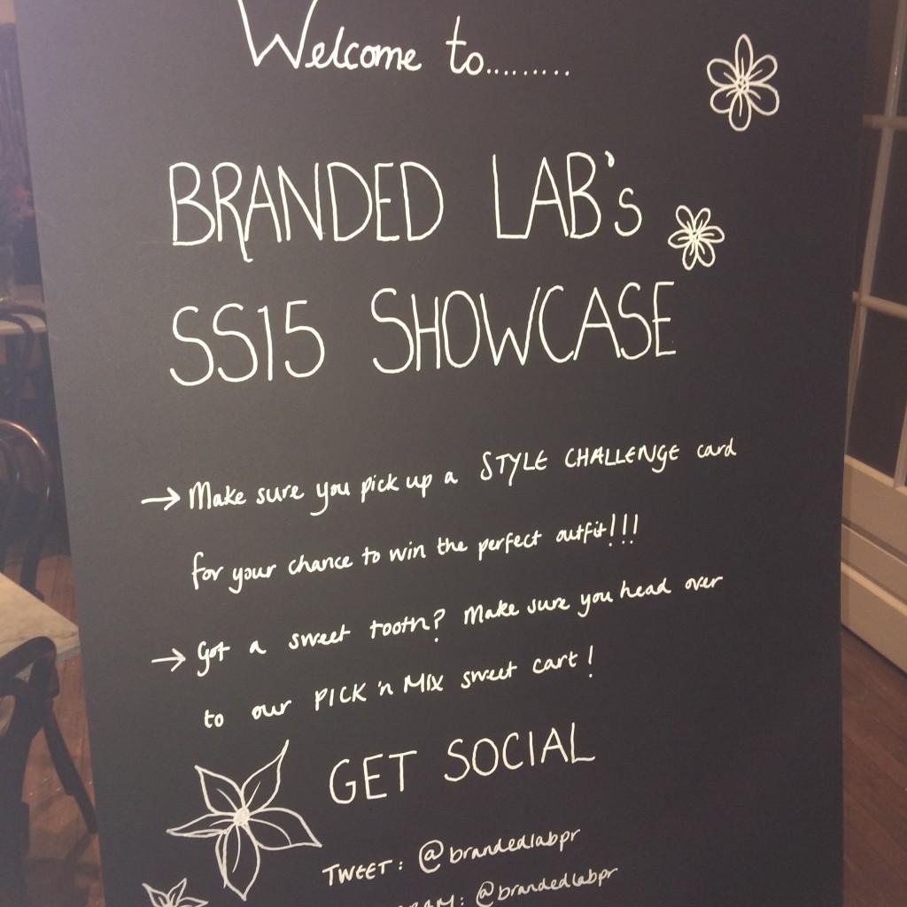 branded lab