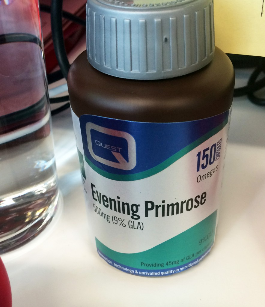 EVENING PRIMROSE OIL