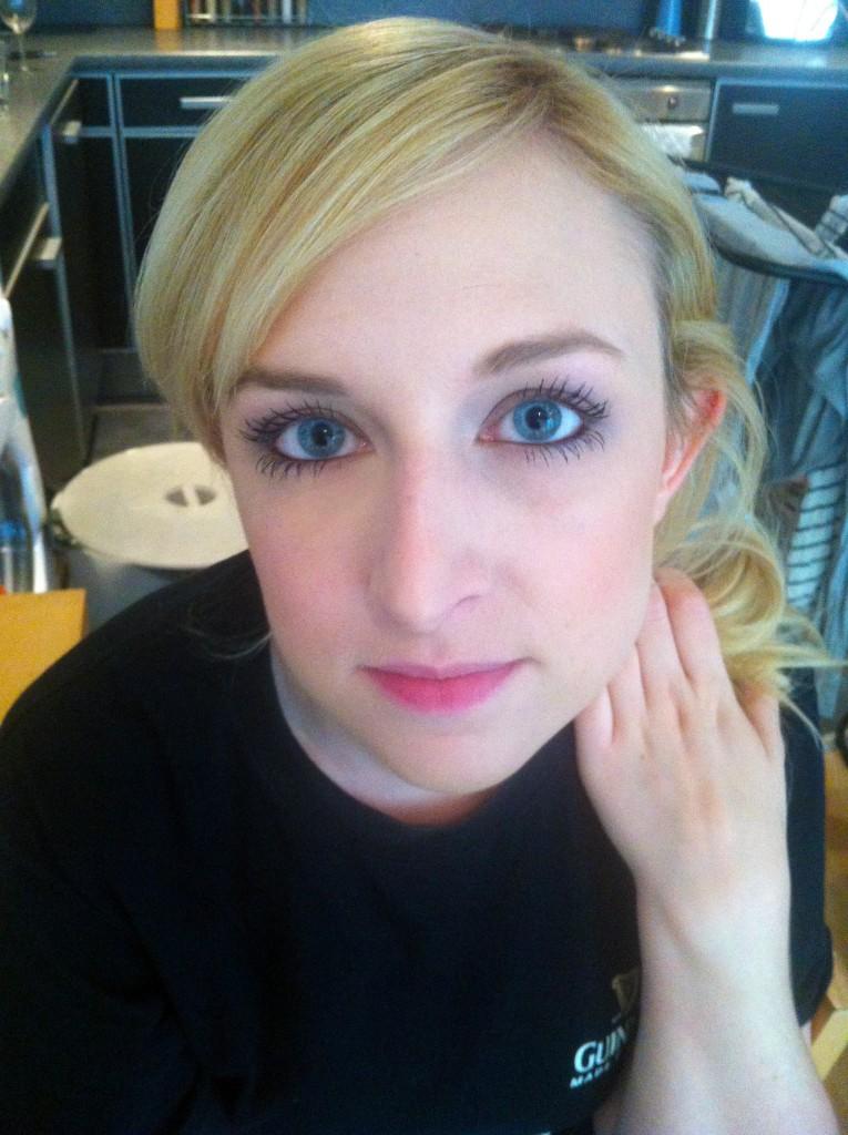 fresh face make-up