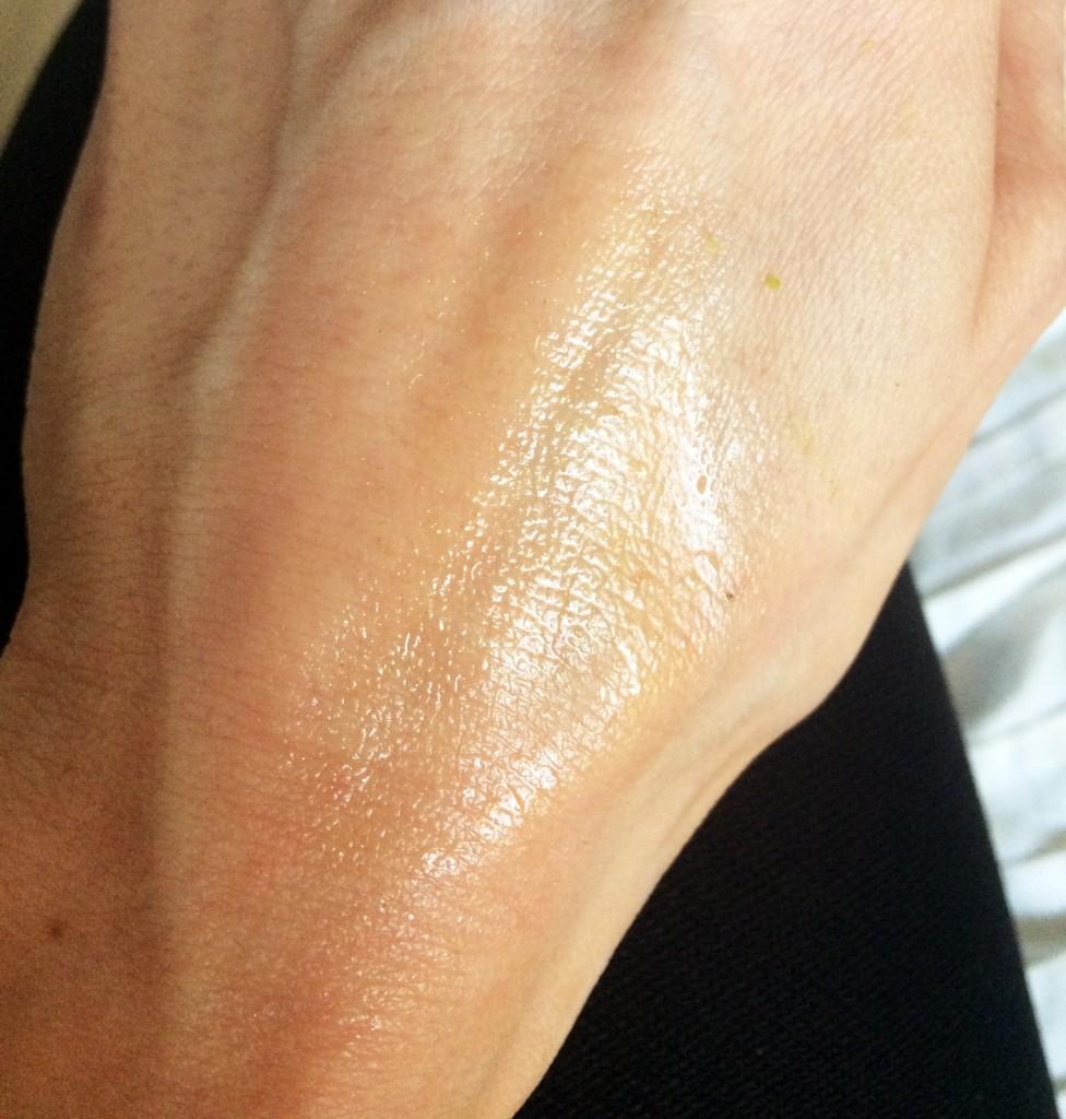 yves rocher dry oil