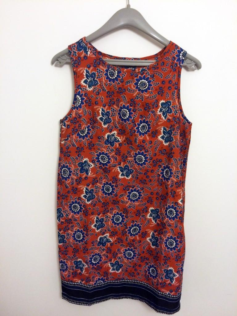 new look tunic dress