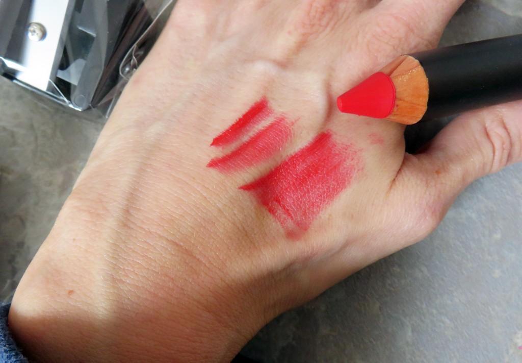 kiko lip and cheek red