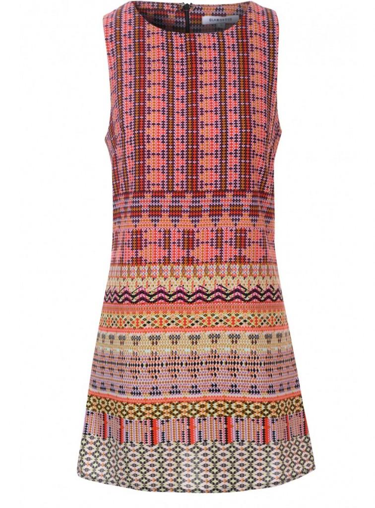 Glamorous Aztec Dress 29