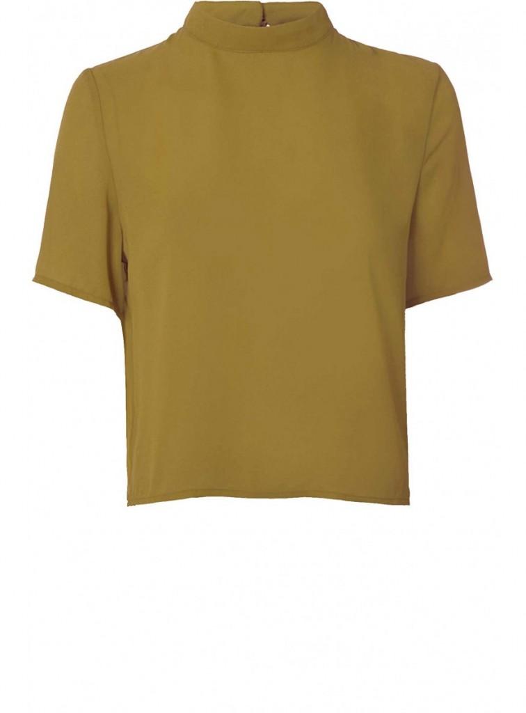 glamorous olive neck tshirt 17