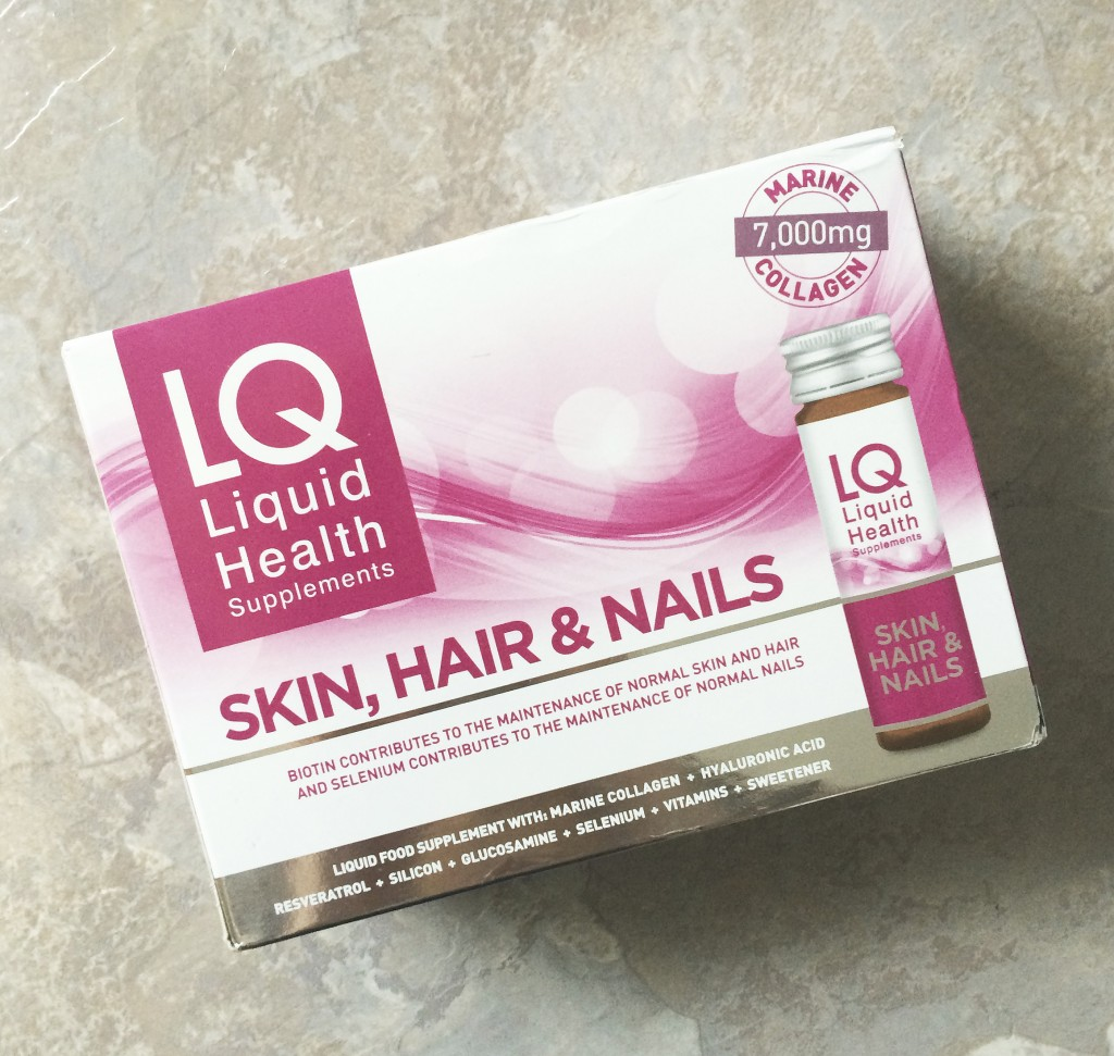 Beauty: LQ Liquid Health Supplement for Skin, Hair and Nails | What ...