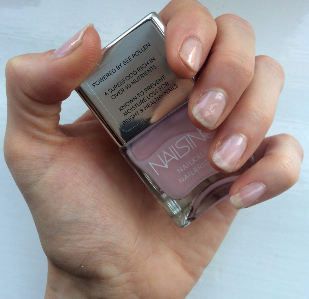 Beauty: Nails Inc NailKale | What Emma Did