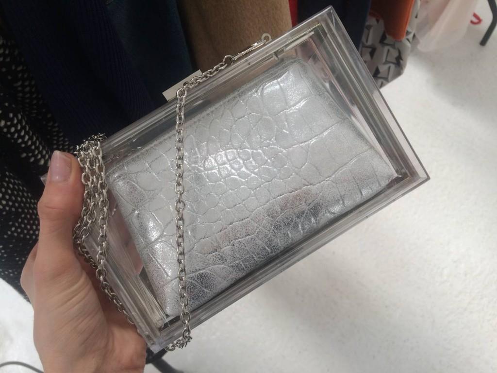 perspex bag