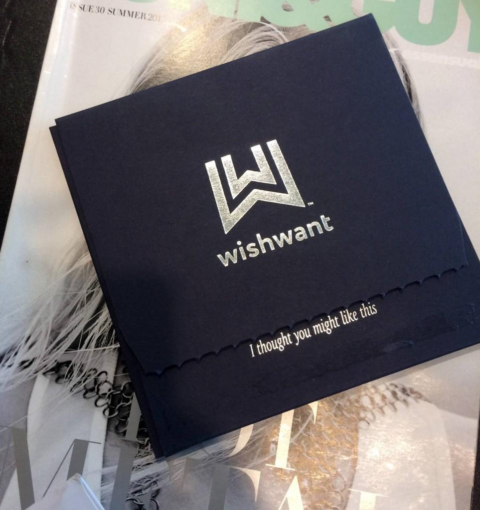 wish want