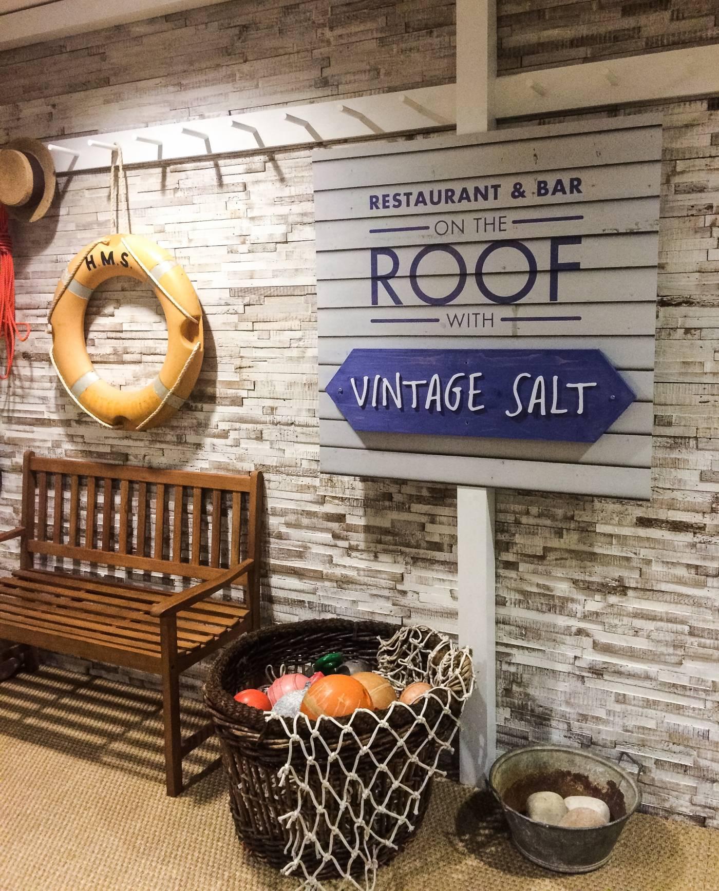 vintage salt