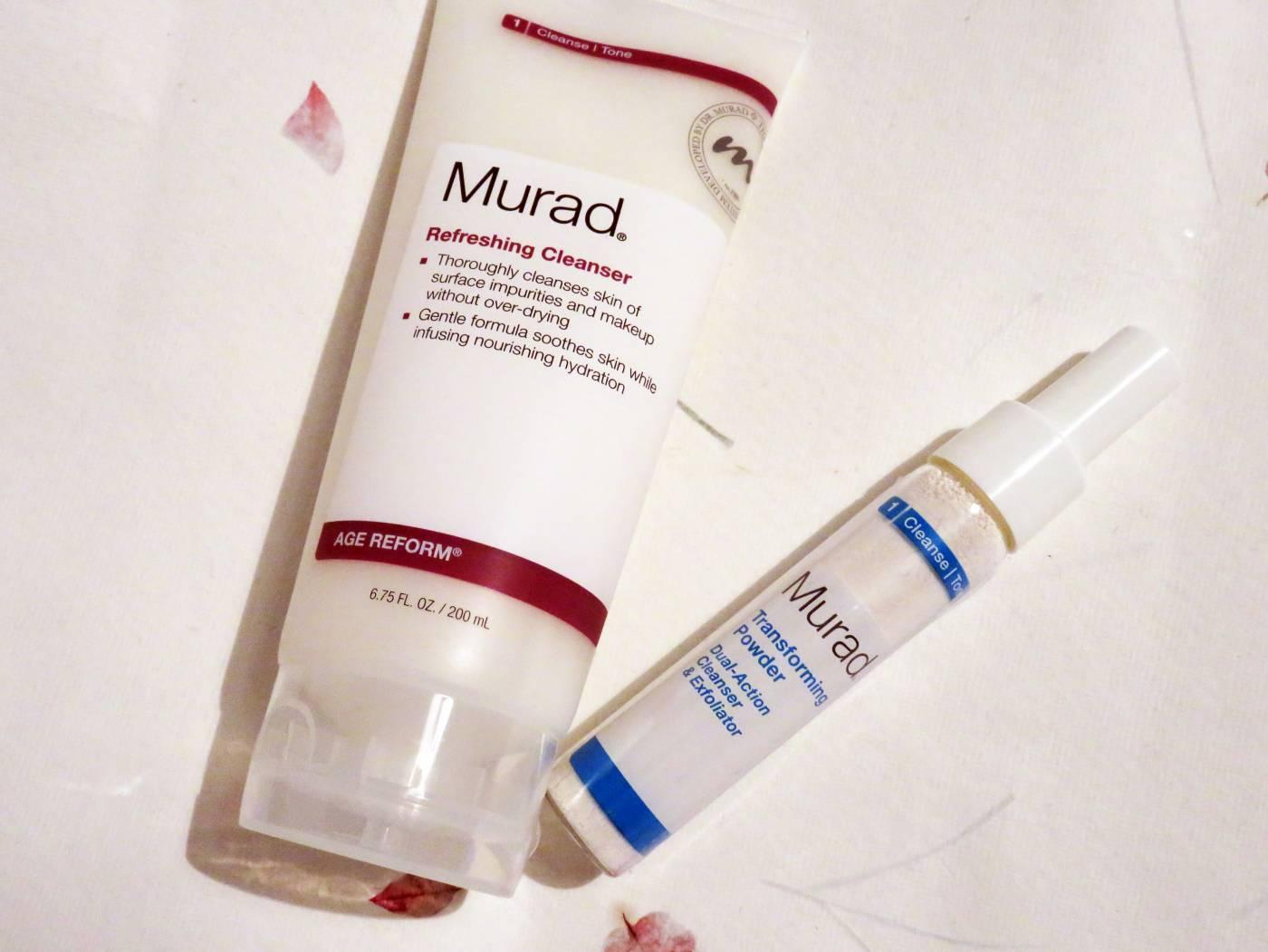 murad cleanser