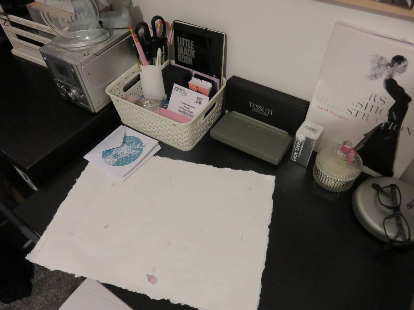 fashion desk