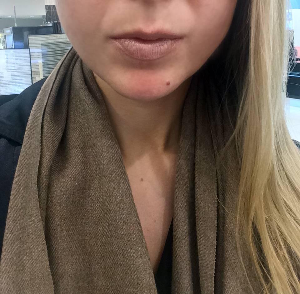 nude chanel lipstick