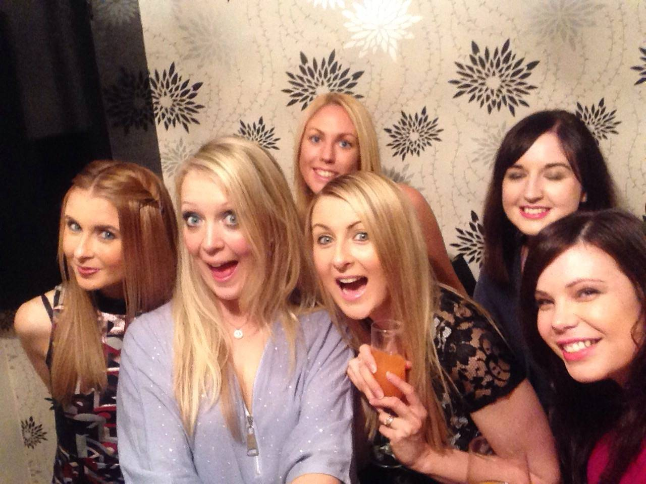 girls houseparty