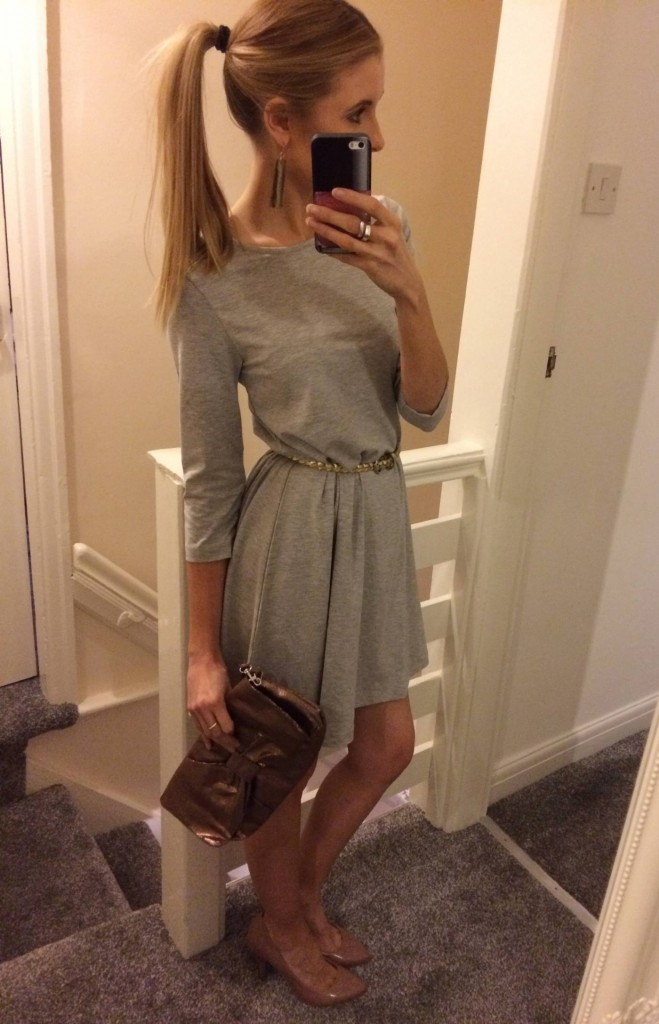 grey house of fraser dress