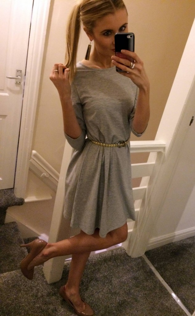 grey hof dress