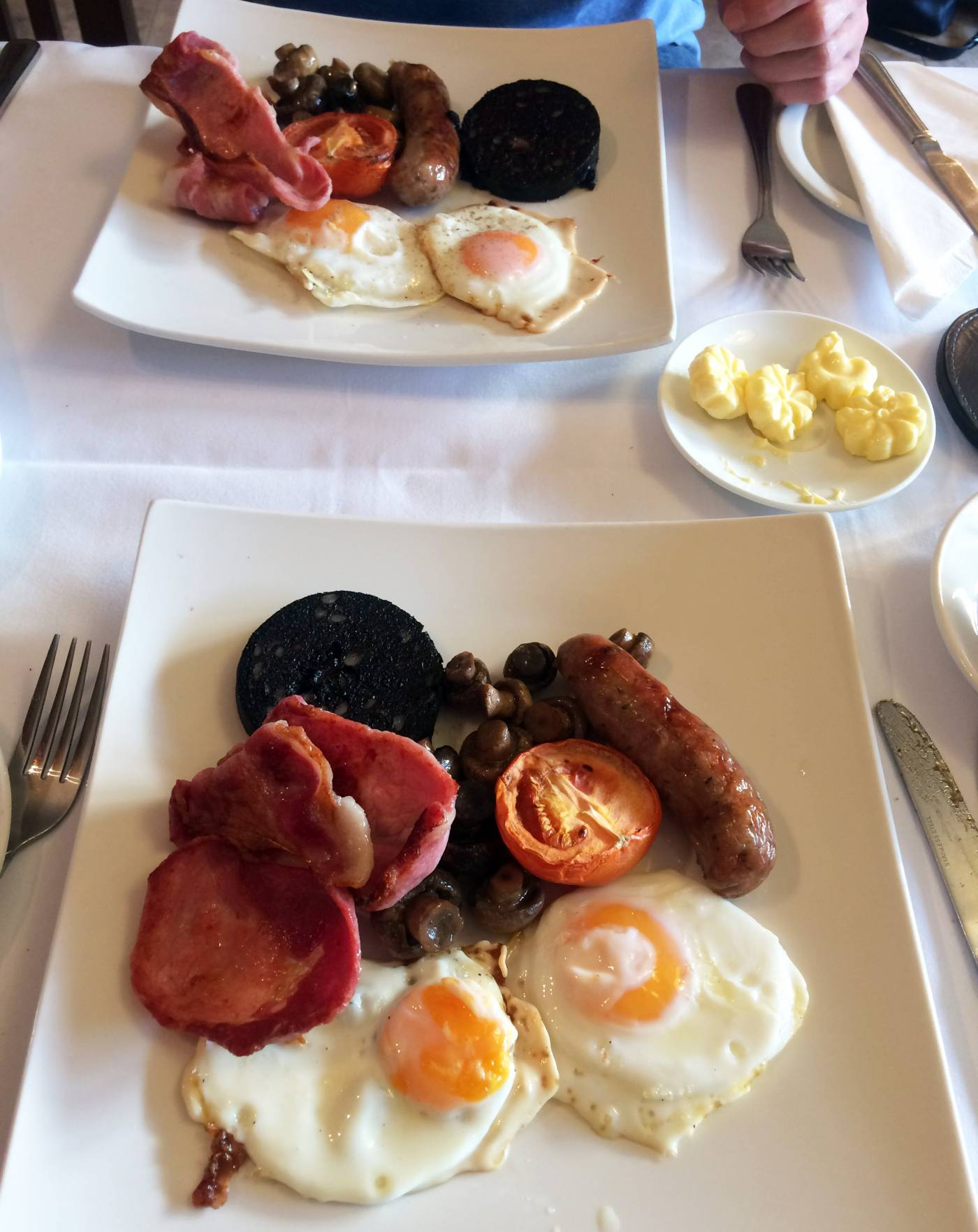 full yorkshire breakfast