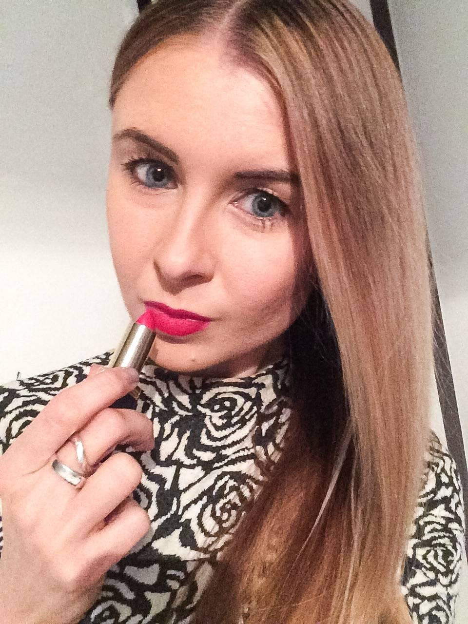 blake lively revlon lipstick