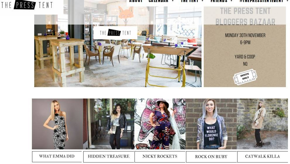 bloggers bazaar
