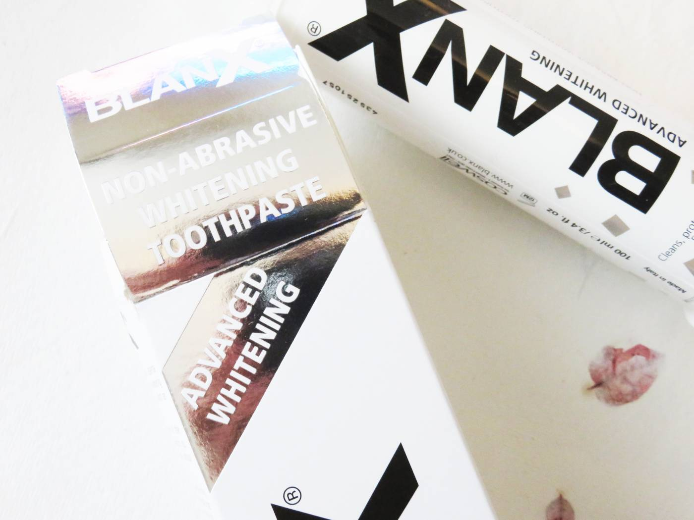 blanx toothpaste