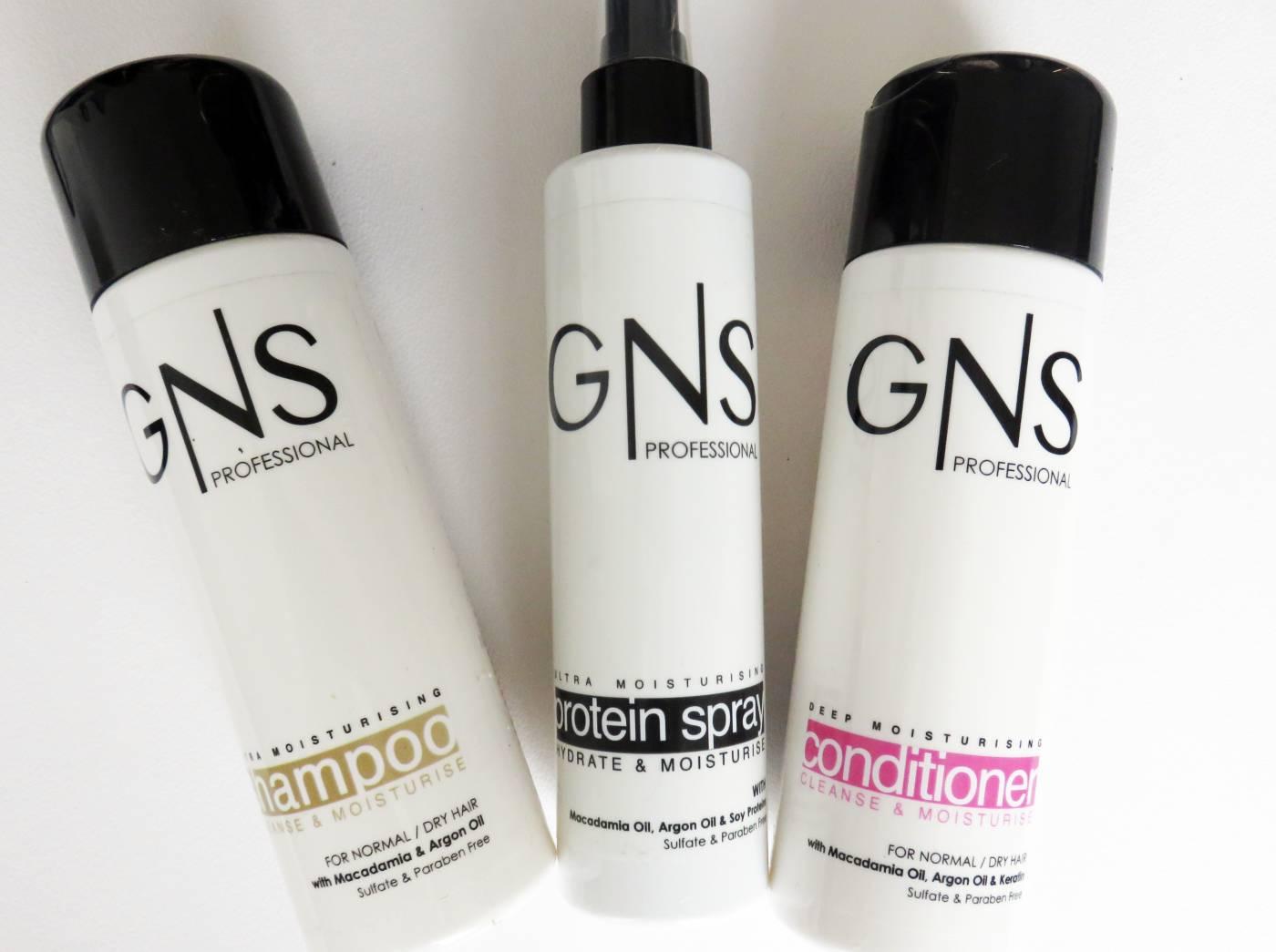 GNS Protein spray