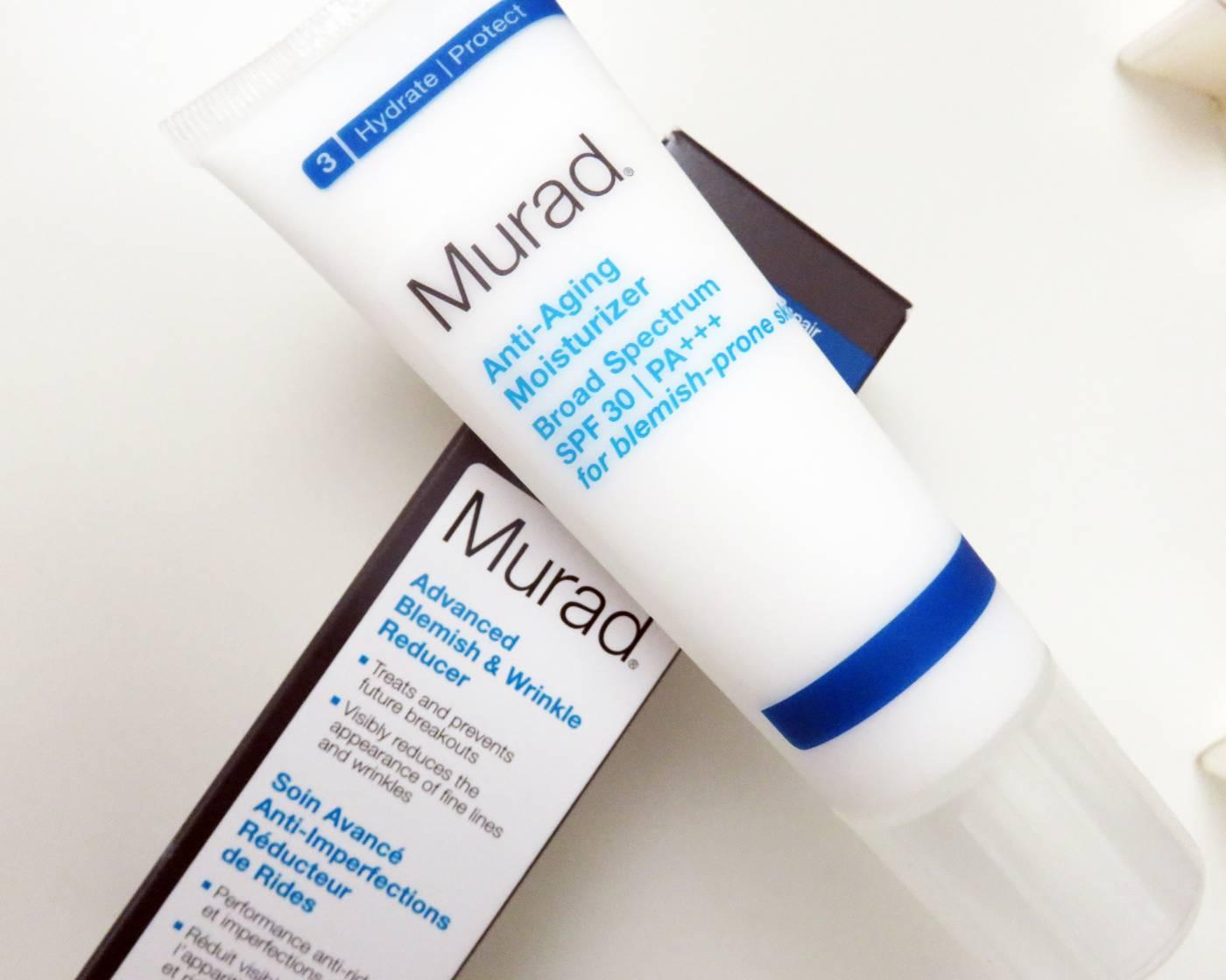 murad moisturiser