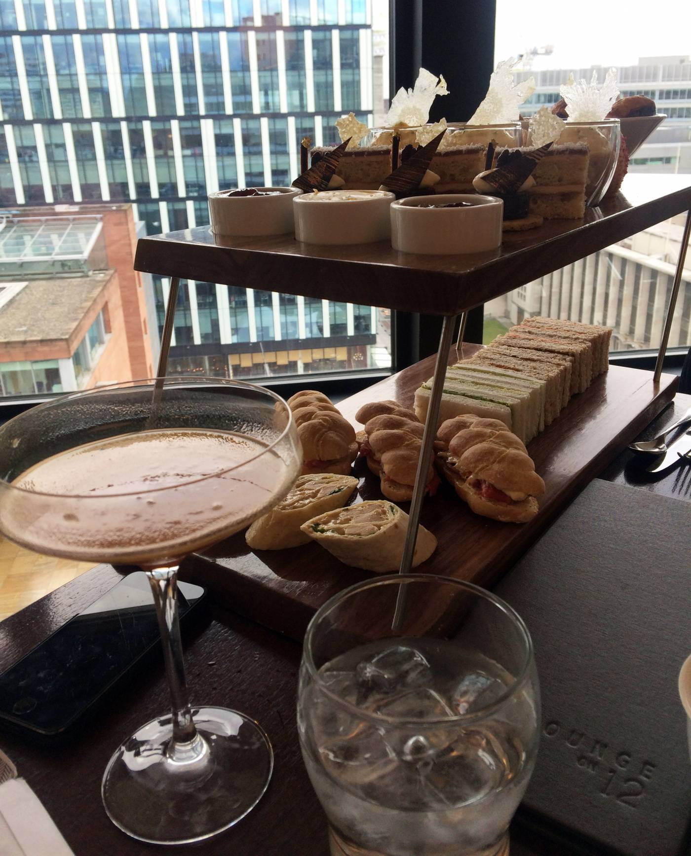 manchester house afternoon tea