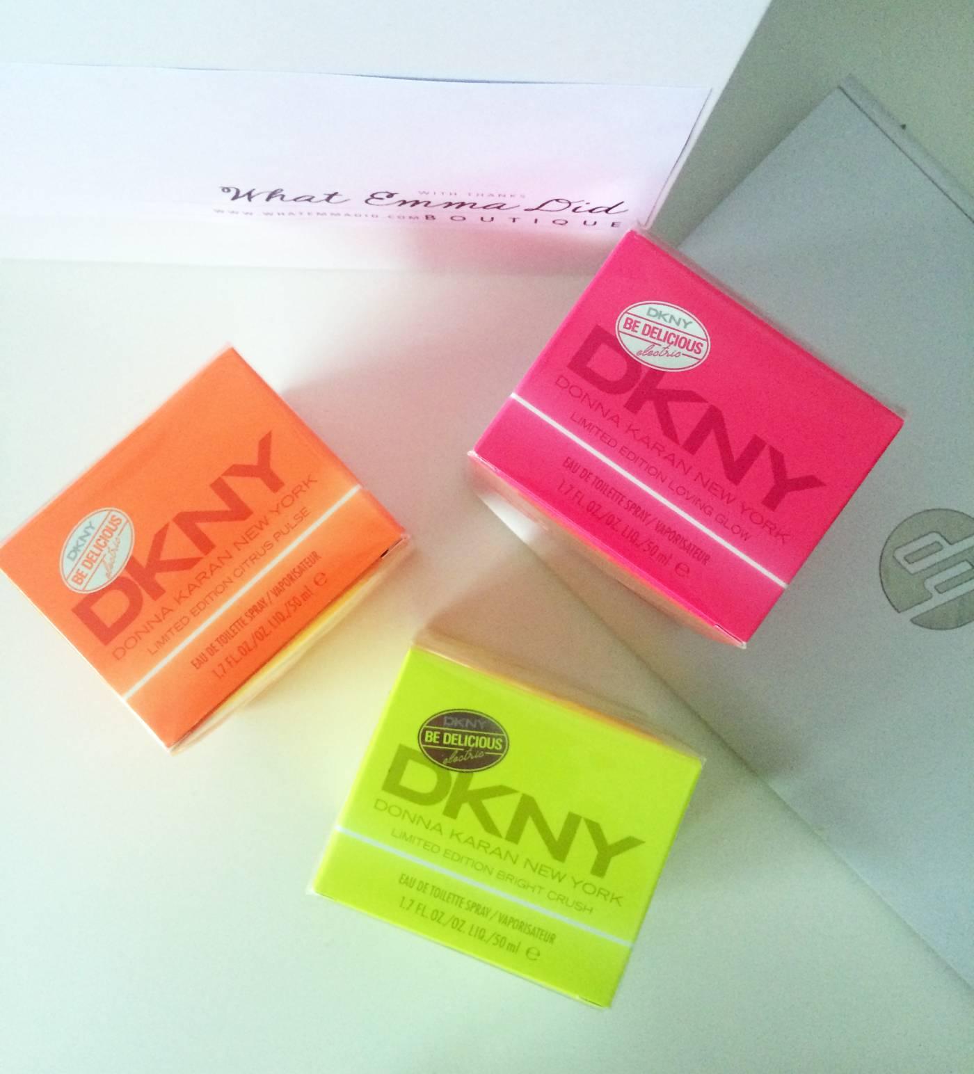 dkny citrus parfum