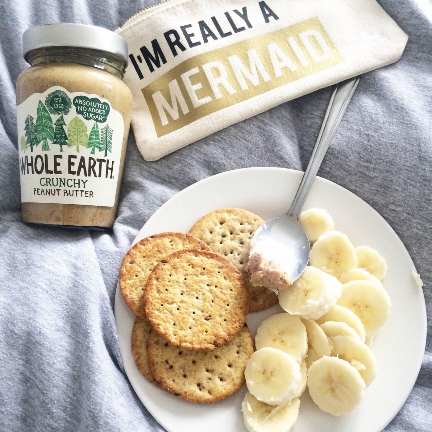 peanut butter whole earth
