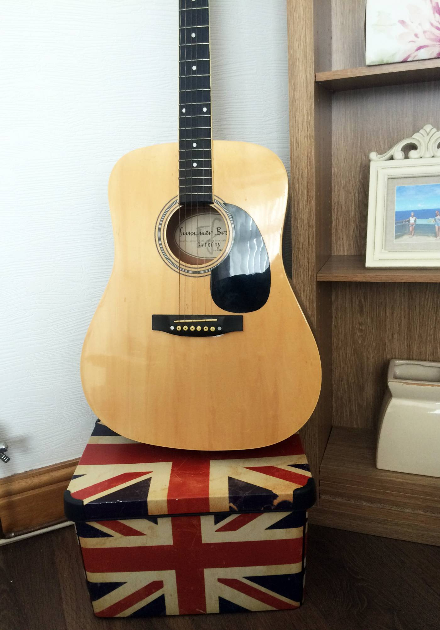 GUITAR IN THE HOME