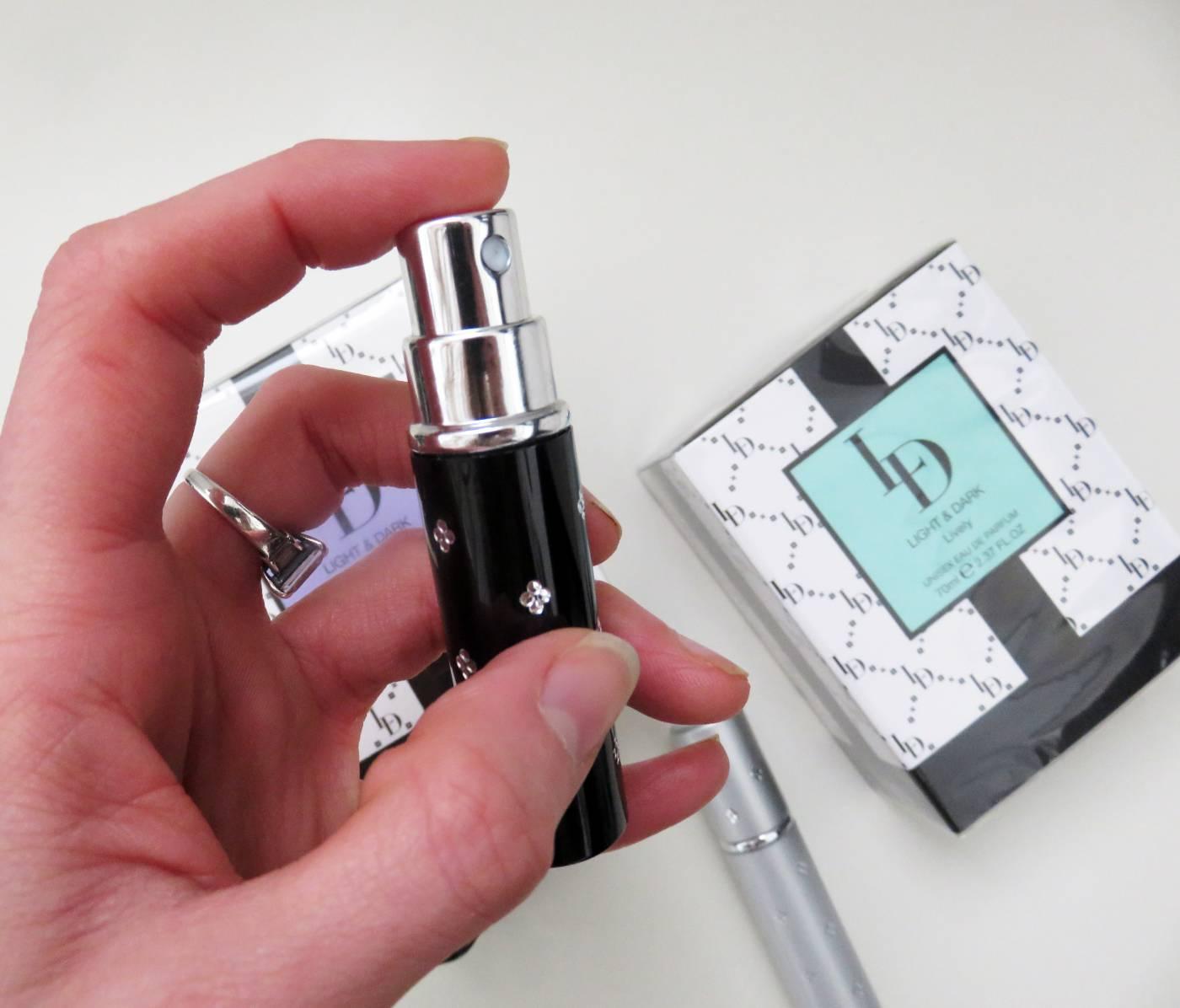 leighton deny fragrance