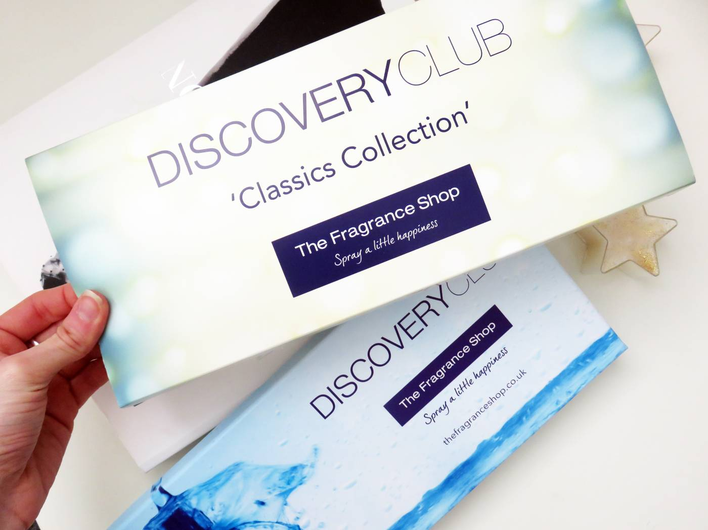 discovery club fragrance