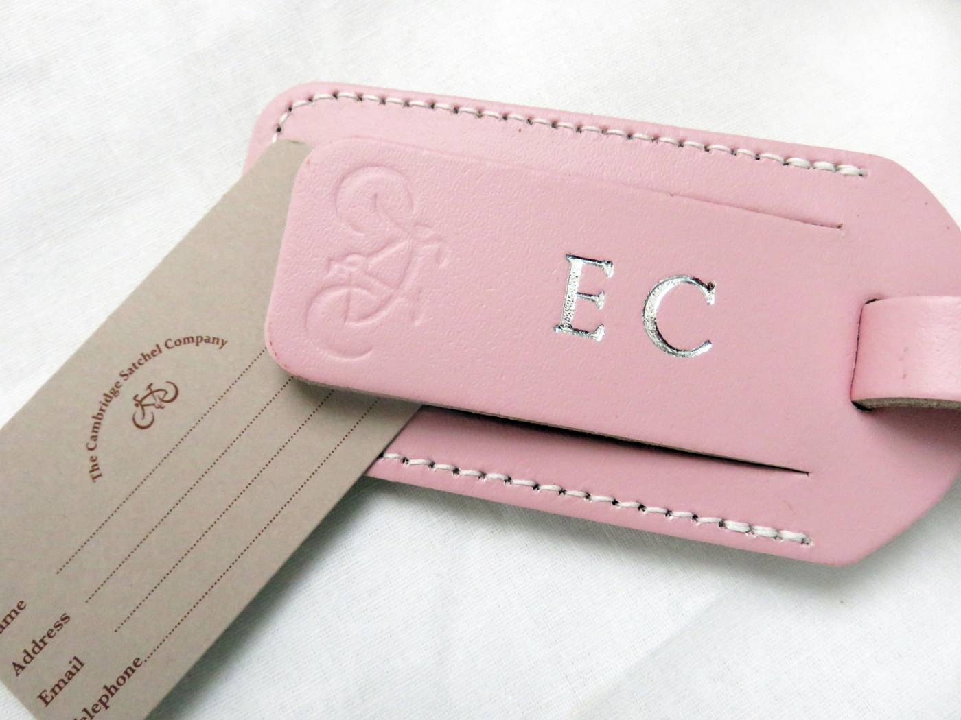 cambridge satchel company engrave
