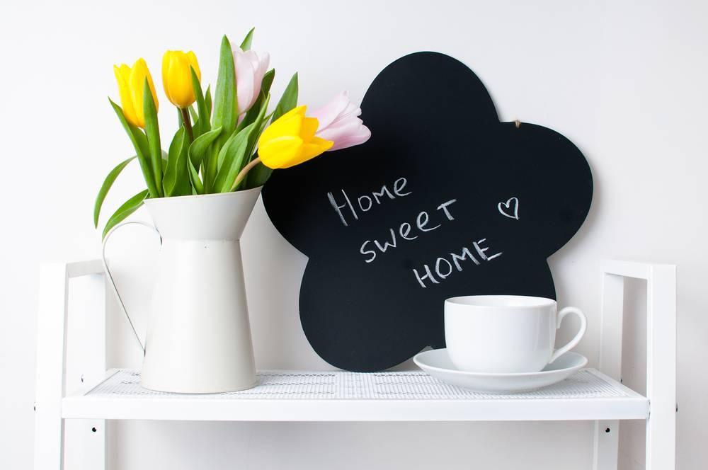 Spring home flair