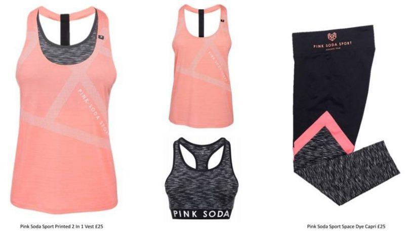 pink soda sport