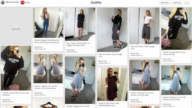 fashion pinterest