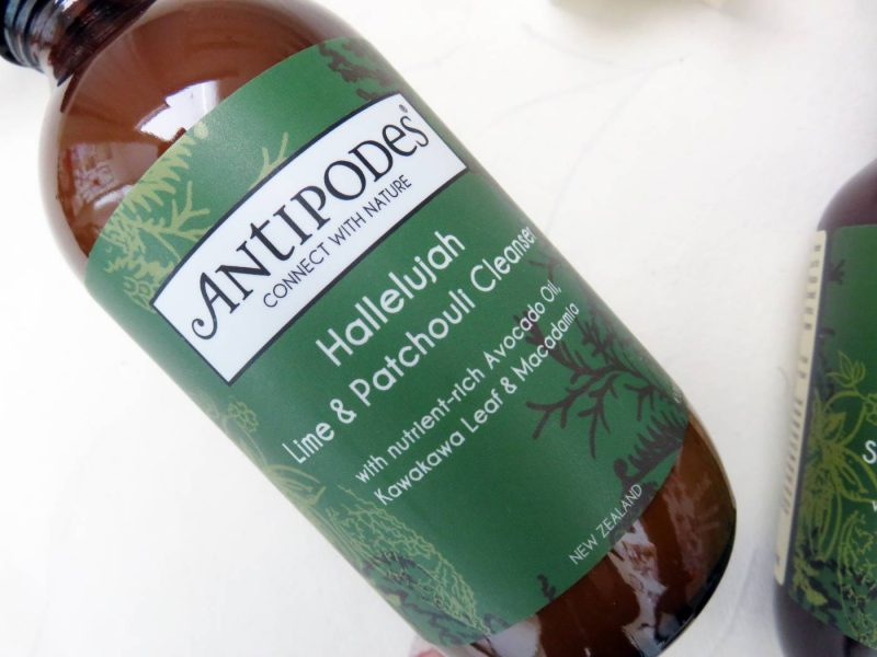 antipodes cleanser
