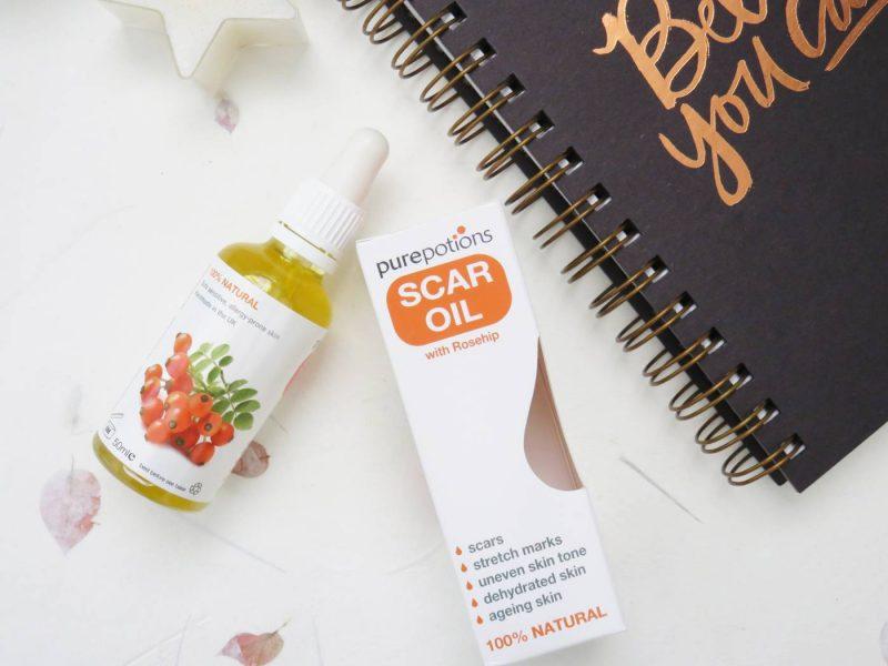 scar oil